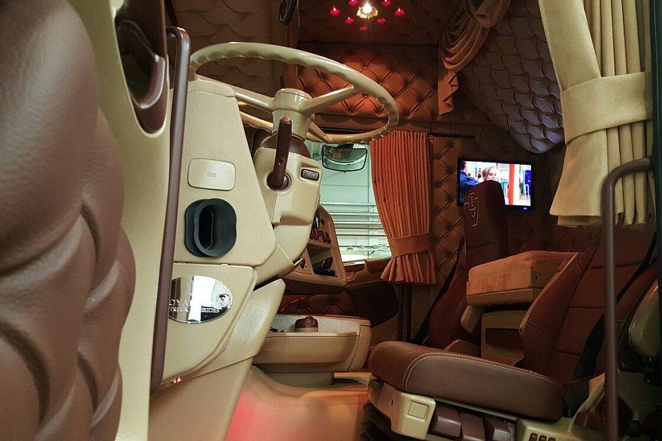 Royal Class Truck Interiors