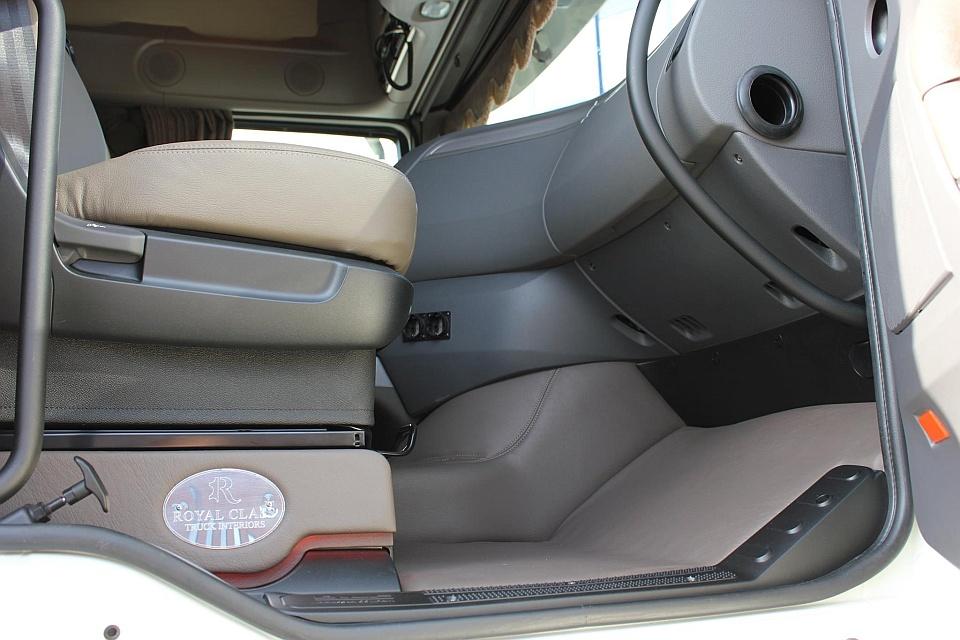 DAF truck interior kit