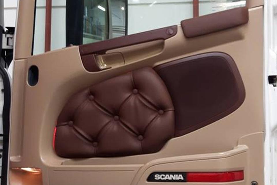 Truck interieurpakket Scania