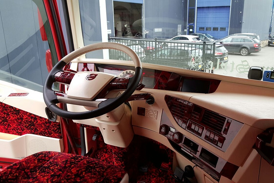 Volvo Truck Interior Kit